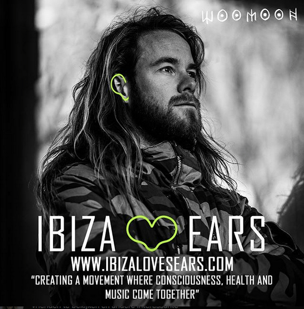 Joost Toast on Woomoon - Ibiza Loves Ears